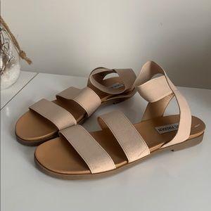 Brand new Steve Madden Flat Sandals